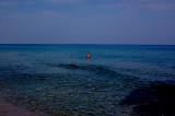 Antorug in open sea