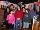 L'un des anniversaires de  Zébro le 25 nov 2006