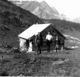 Photo offerte à Maïté Ollivier par G. Ledormeur en Septembre 1945
