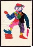 Le Clown de Bibi - 4 ans