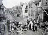 Village d'Oppau après l'explosion