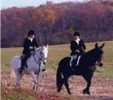 hunting with Carol Vega -2006