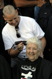 Terry Fox Head Shave