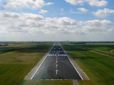Runway 18-R Schiphol, The Netherlands