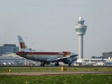 Iberia landing at 06