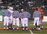 ready for the coin toss