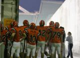 ready to take the field at paul brown stadium