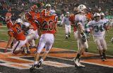 weiss touchdown