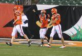 daniel celebrates touchdown pass
