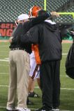 coaches suriano and giesting celebrate the win