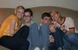 alex, maggie, jordan, and liz