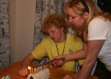birthday candles - make a wish