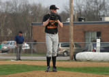 jake on the mound