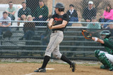 kenny at the plate