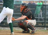 kenny behind the plate