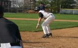 daniel gets a jump off first