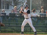 josh at the plate