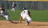 daniel slides into second