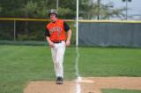 josh on third base