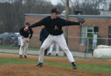 andrew on the mound at ahs
