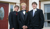 tony, adam, and greg