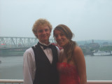 adam and kelly at the prom