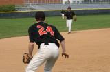 matt throws to john