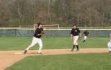 matt making a double play