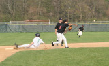 matt with a double play
