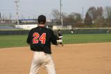 throw to third