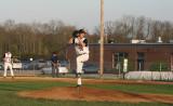 brandon on the mound at ahs