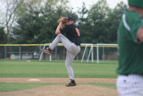 t.c. on the mound at harrison