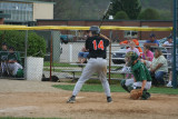 andrew at the plate