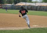daniel hits a double