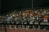 redskin cheerleaders and crowd