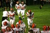 offense runs off the field after td