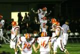 runk celebrates touchdown
