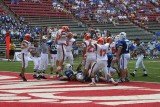 defense scores touchdown