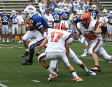 defensive backs