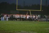 redskins take the field