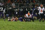 kick off team tackle