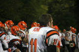 john runk on the sideline
