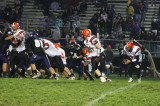 offense in front of a thinning glen este crowd
