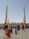 Masjid an-Nabawi - 2nd most holiest mosque