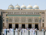 Masjid an-Nabawi - a.k.a. Mosque of the Prophet