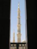 Masjid an-Nabawi Minaret 1