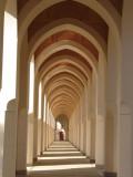 Masjid Miqat Bir Ali hallway
