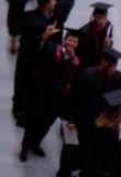 Ross's Graduation at Texas Tech, May 2007.