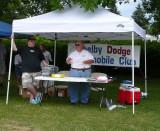 SDAC 17 - Mammoth Park,  Pa. Car Show 6/24/07