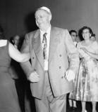 Grandpa Louis (mother's side) dancing at Richard's bar mitzvah (1955)